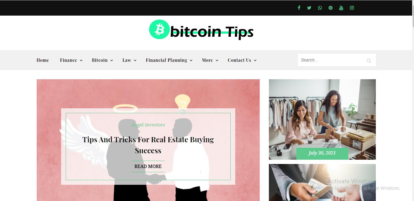 bitcointips