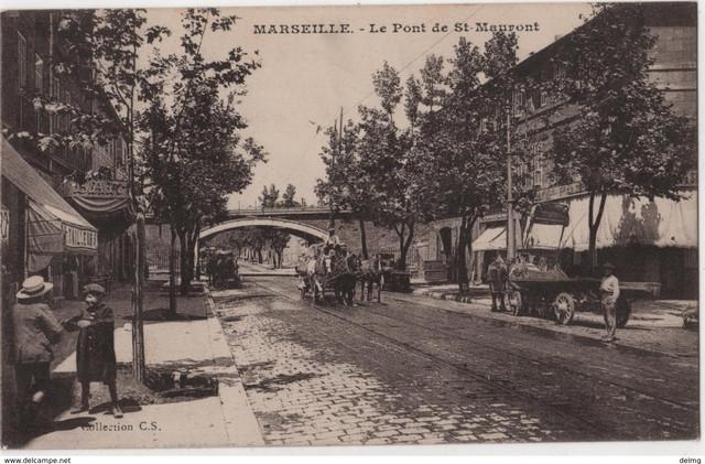 SAINT MAURONT LE PONT ATTELAGE