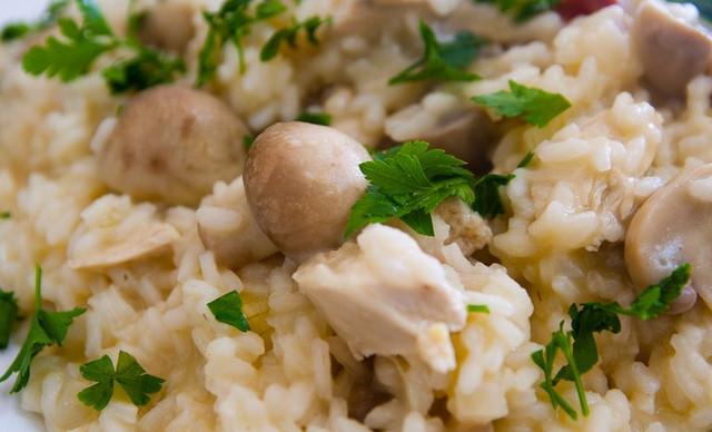 Risotto-de-Frango-com-Cogumelos-2