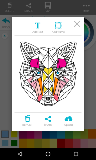 Coloring Book Android with Admob Download