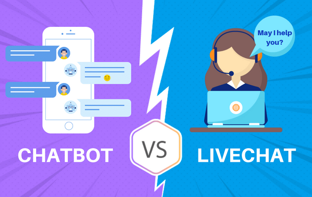 Image result for chatbot live chat