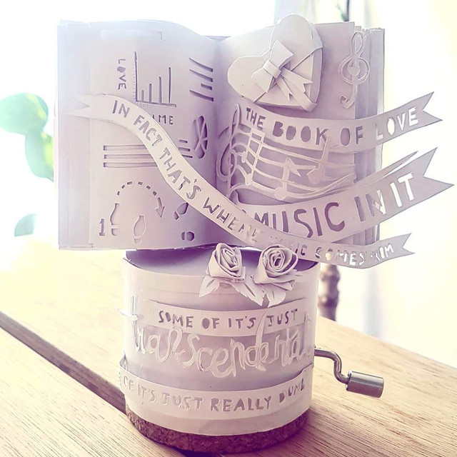 MAGNETIC FIELDS MUSIC BOX
