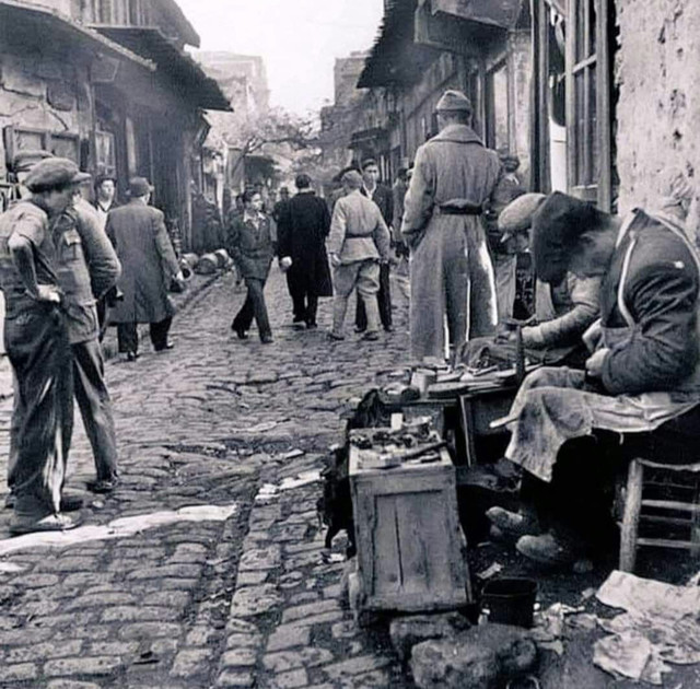 1930'lar Tahtakalesi