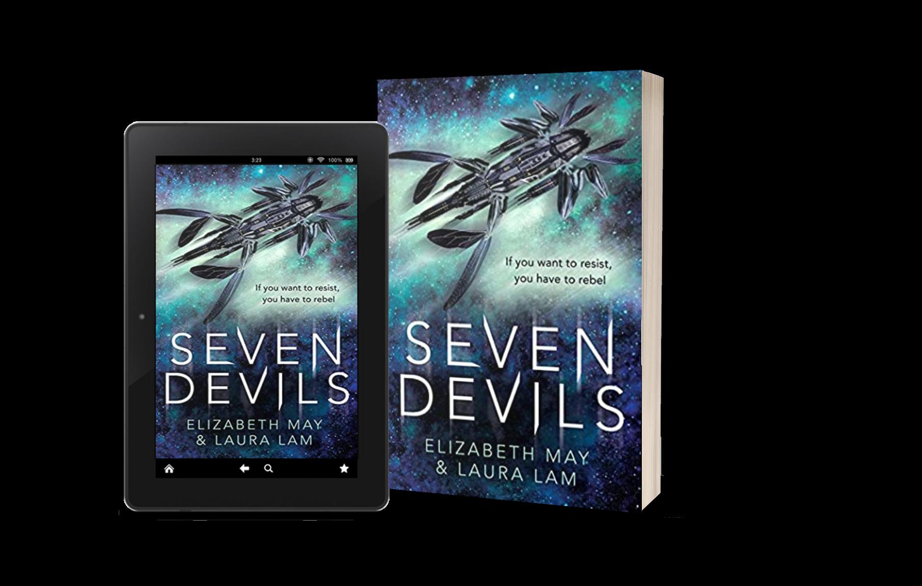 Seven Devils cover