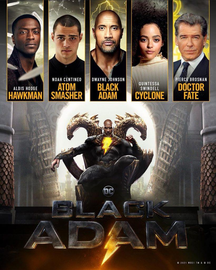 The Rock - Black Adam