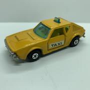 Renault 17 geel  1971