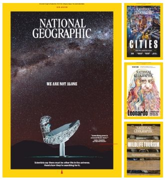 National Geographic UK - March-April-May-June 2019