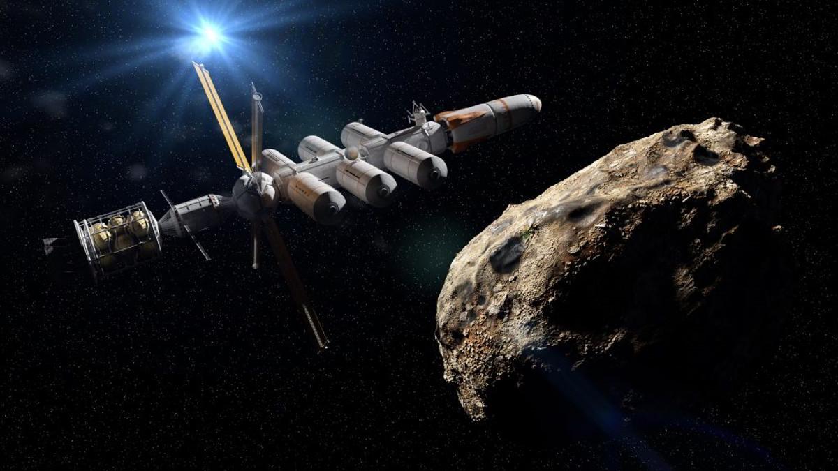 Cina farà schiantare una flotta di razzi su un Asteroide per salvare la Terra