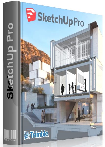 SketchUp Pro 2021 21.1.332.0 + Plugins Pack