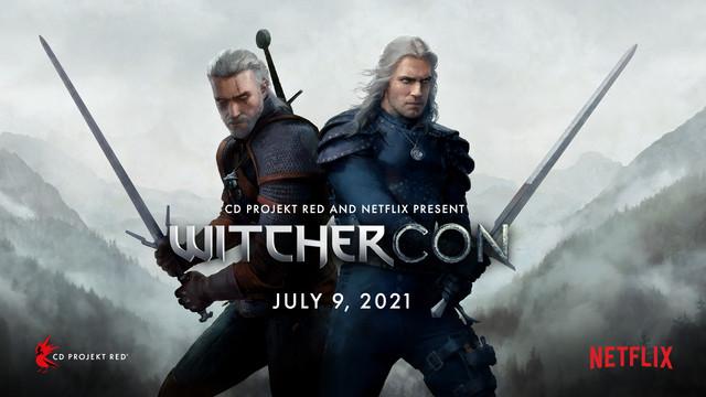 Netflix熱門影集《雨傘學院》《怪奇物語》公布震撼消息!  Netflix《活屍大軍》查導再推新作 全新動畫詮釋北歐神話 Witcher-Con