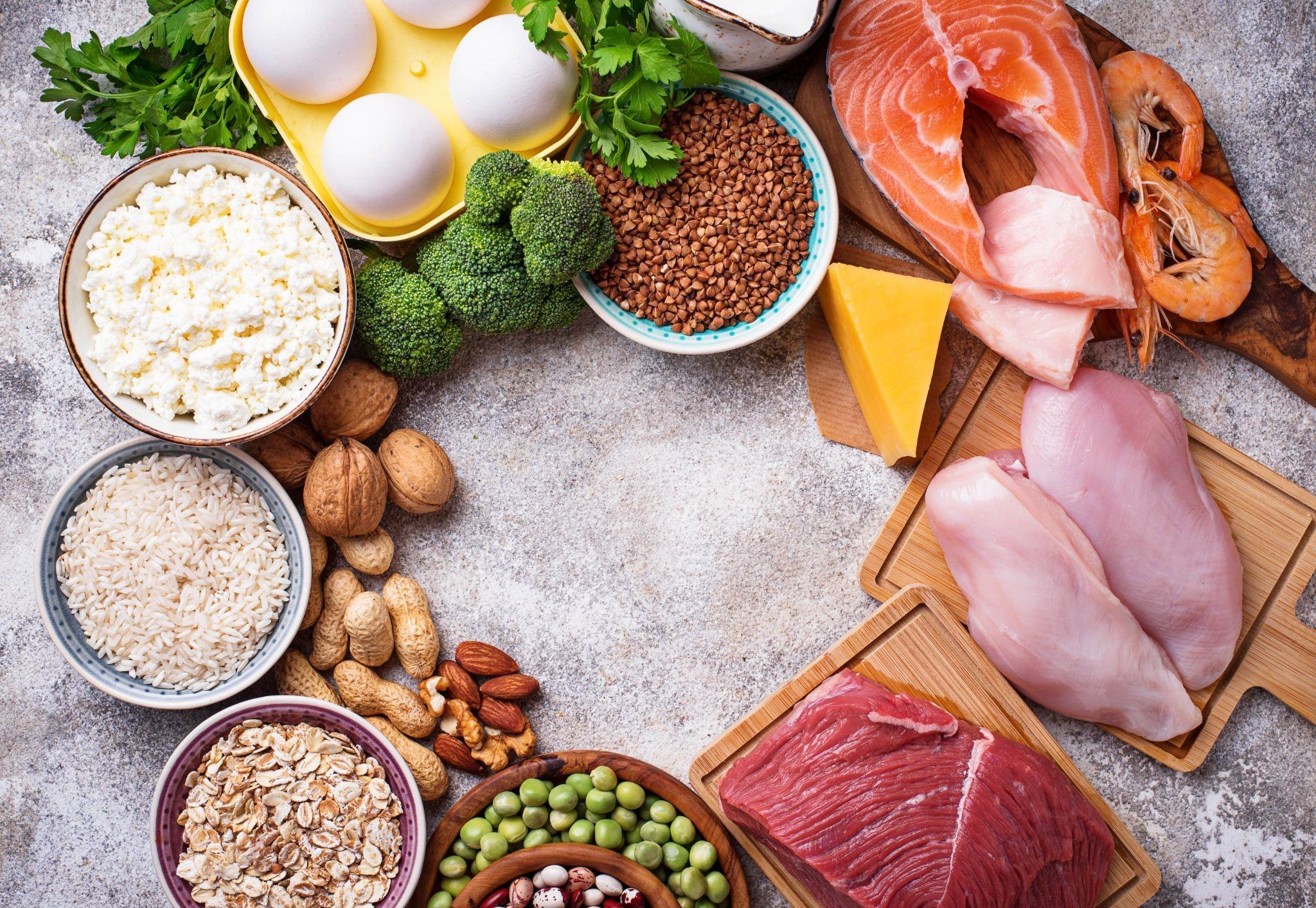 The Basics Of Healthy Balanced Diet