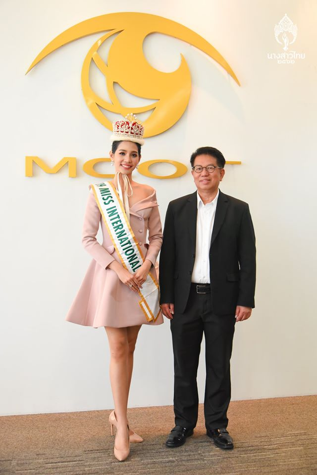 Official Thread of MISS INTERNATIONAL 2019 : Sireethorn Leearamwat of THAILAND - Page 2 77362202-158602212196972-4581281382298288128-o