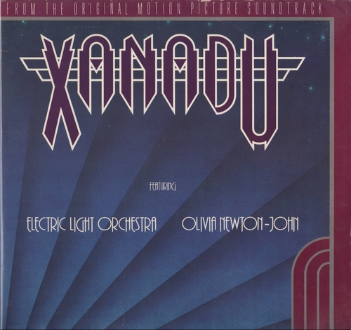 Electric Light Orchestra / Olivia Newton-John - Xanadu (From The Original Motion Picture Soundtrack)
