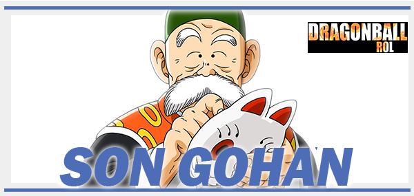 Maestros del Paraiso Son-Gohan