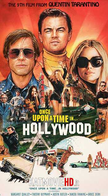 Once Upon a Time In Hollywood (2019) Movie 720p HD-CamRip | In English