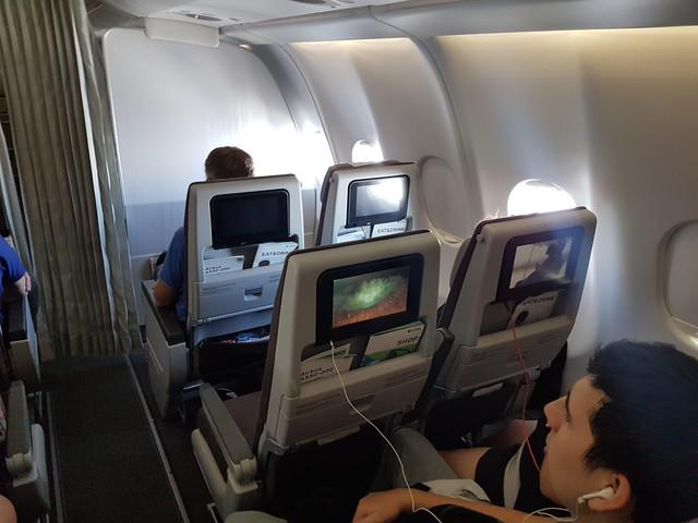 Level Airlines Economy Class21