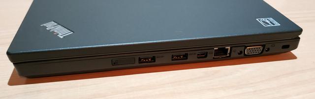 [VENDO] Portátil Lenovo Thinkpad L450.  Garantía 5/2020