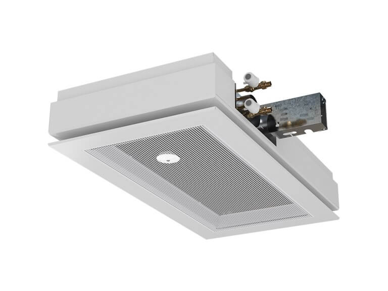 Комфортный модуль подвесного монтажа для вентиляции по потребности WISE PARASOL EX