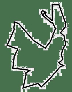 recorrido-linea-medio-marathon-copenhague-travelmarathon-es