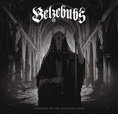 Belzebubs - Pantheon Of The Nightside Gods (2019) mp3 320 kbps