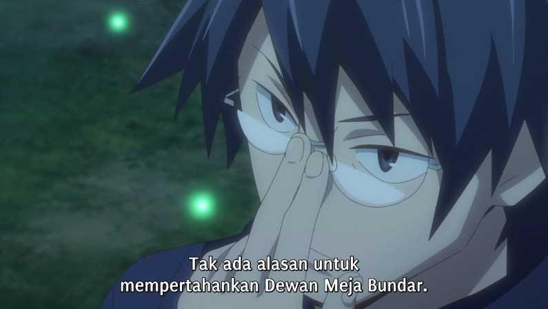 Log Horizon Season 3 Episode 3 Subtitle Indonesia