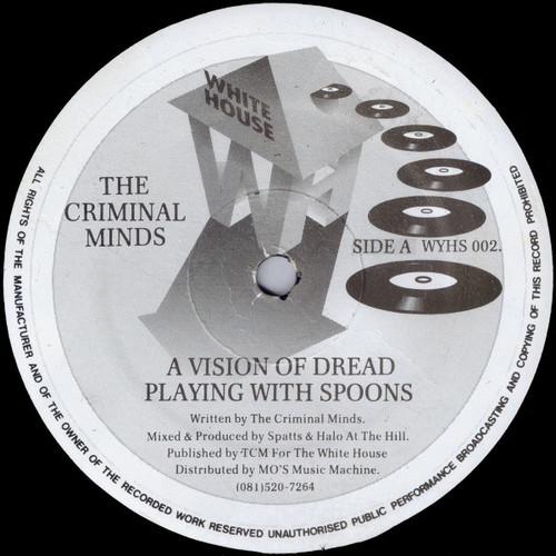 The Criminal Minds - A Vision Of Dread 1992