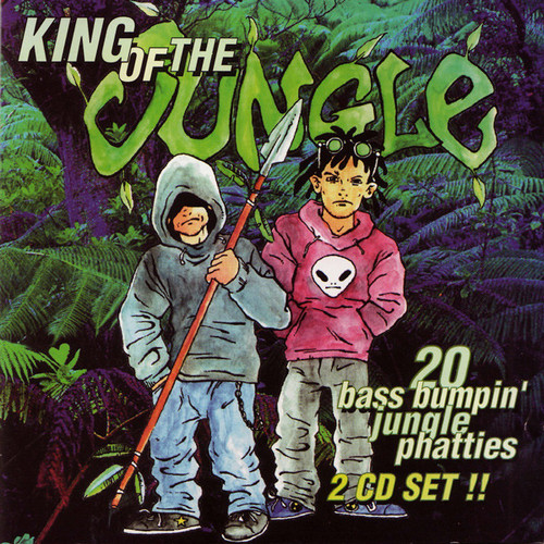 VA - King Of The Jungle 1995