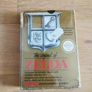 [VENDUS] Jeux NES Zelda