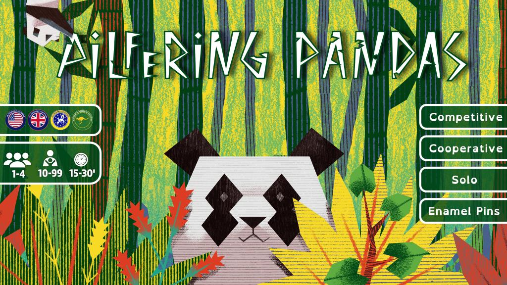 Pilfering Pandas