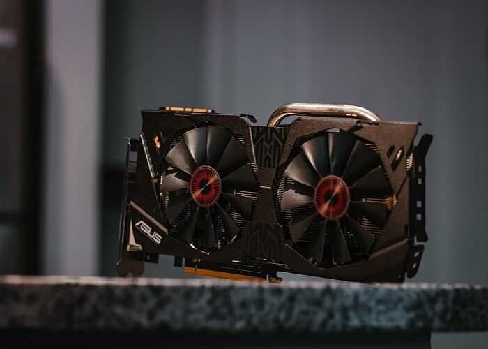 Game Graphic Card
