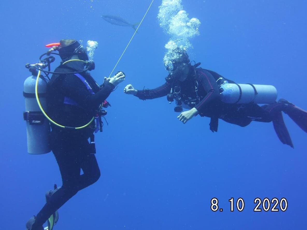 Advanced Open Water Punta Cana