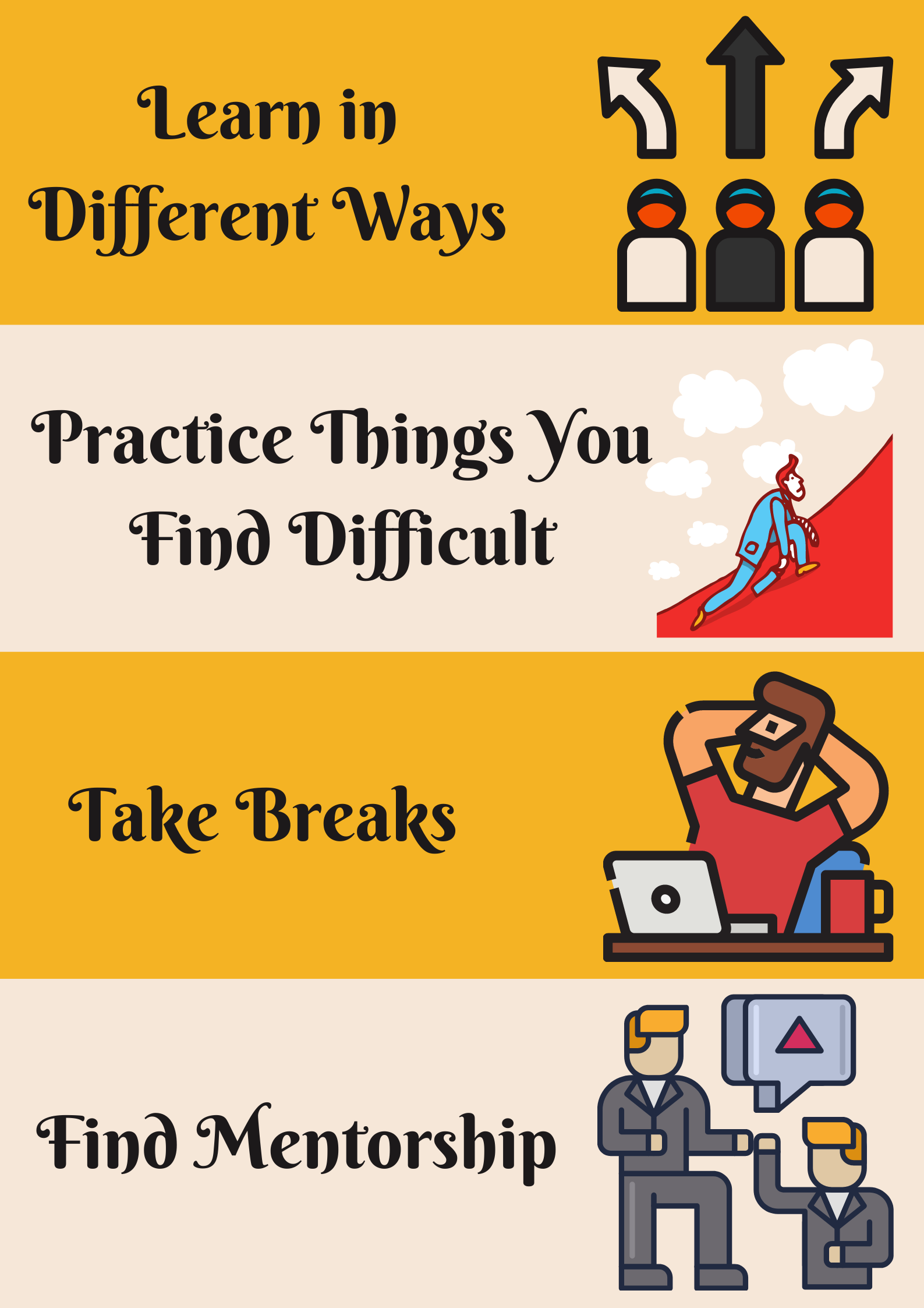 Learn-in-Different-Ways