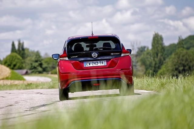 Nissan LEAF accessible Dès 16.990 € Pour Célébrer Ses 10 Ans  426230179-3-6-source