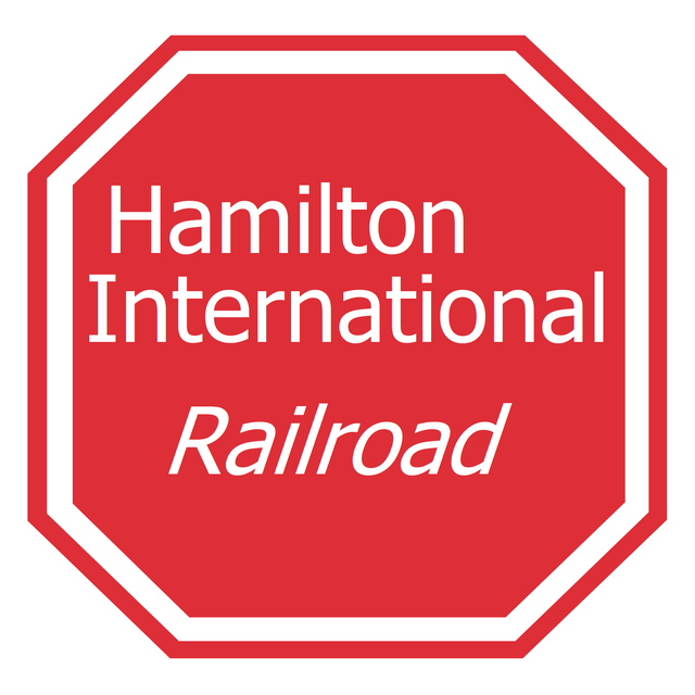 Hamilton International RR Logo