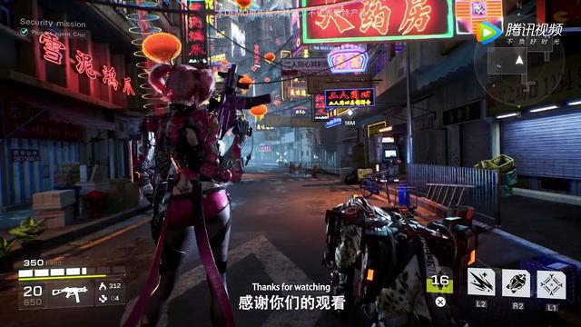 騰訊公開了由其光子工作室開發的遊戲《代號 SYN》 Image