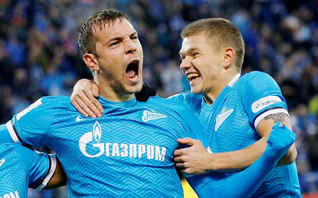 Соперником Зенита в следующем туре Лиги Европы будет Фенербахче