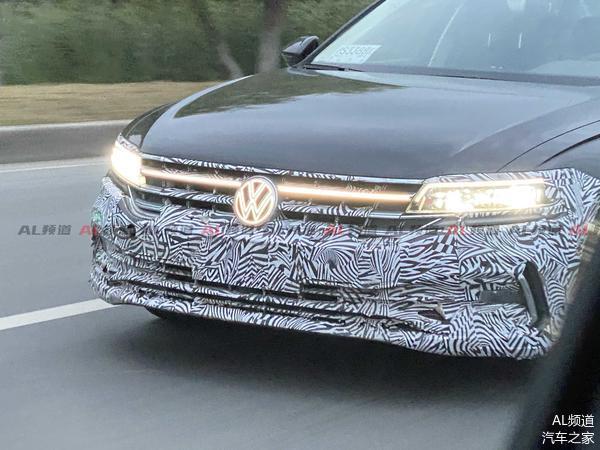 2020 Volkswagen Phideon Facelift 12