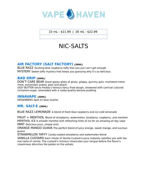 Vape-Haven-Menu-NIC-SALTS-1