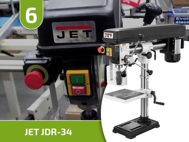 JET JDR-34