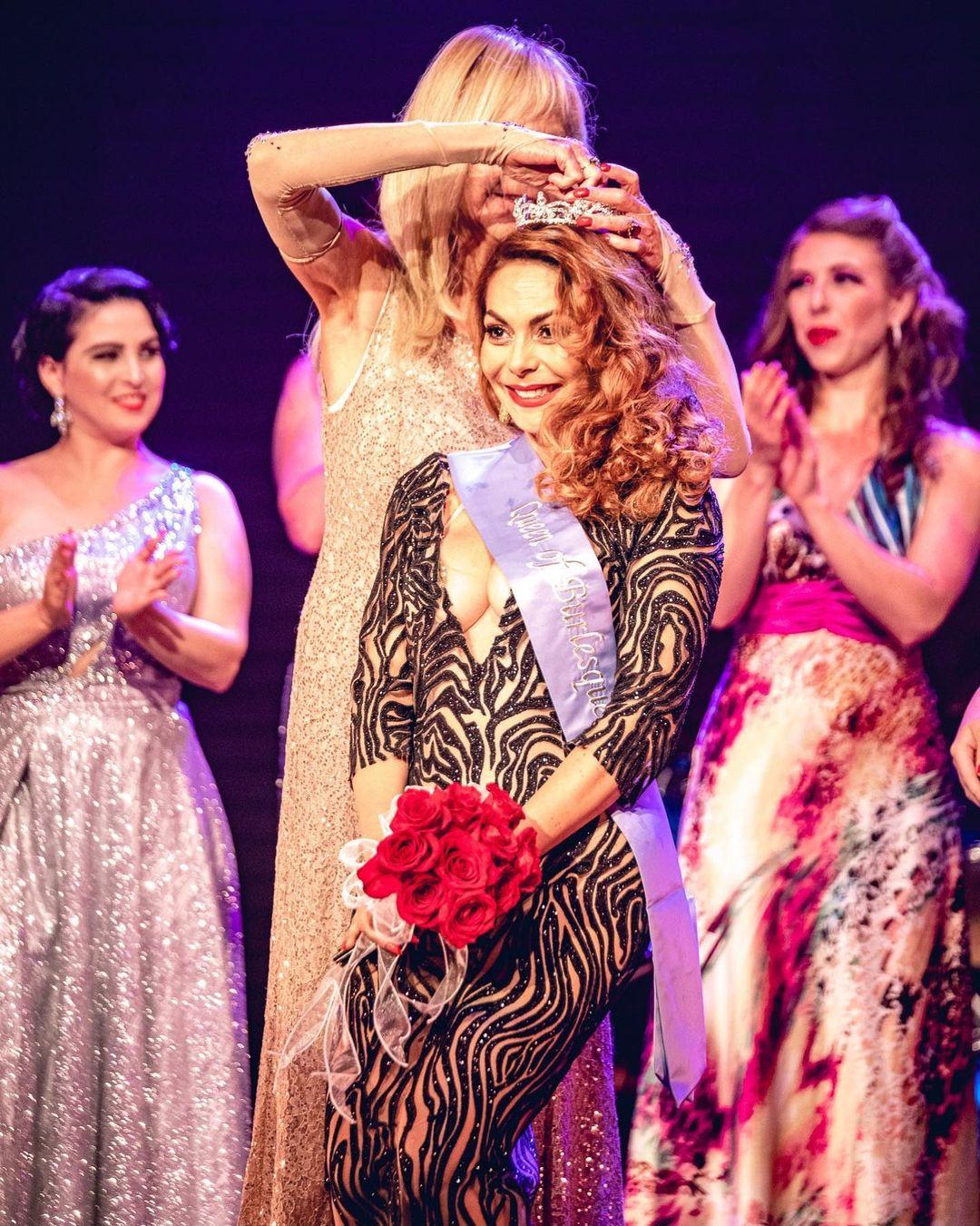 Albadoro Gala: «Torneremo a fare Burlesque»