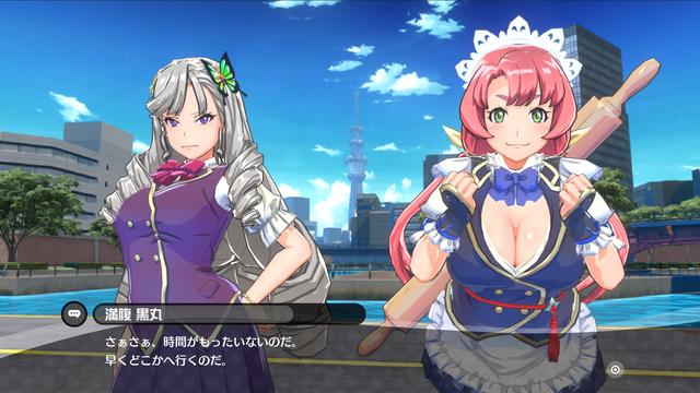 PlayStation®4『神田川JET GIRLS』今日發售! 可操控角色追加DLC也同步上市!  22