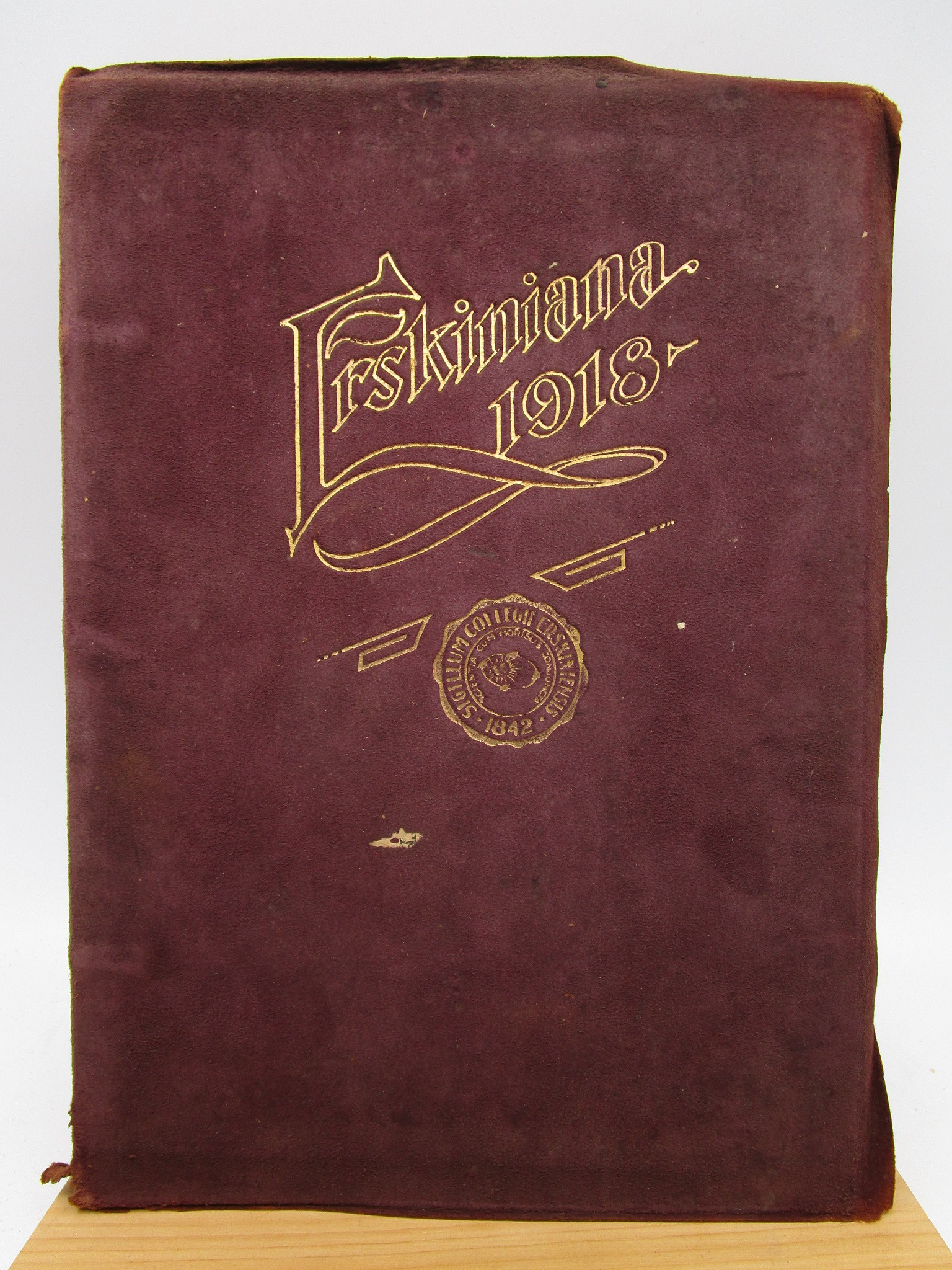 Image for The Erskiniana 1918: The Erskine College Annual (First Edition)