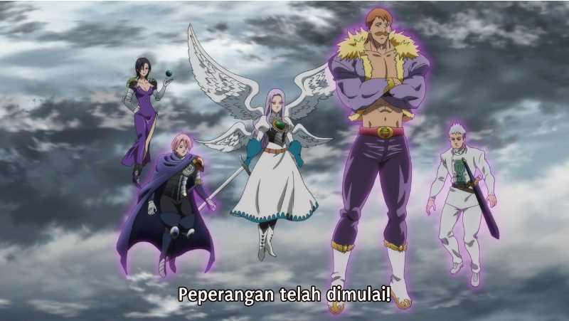 Nanatsu no Taizai Season 3 Episode 22 Subtitle Indonesia