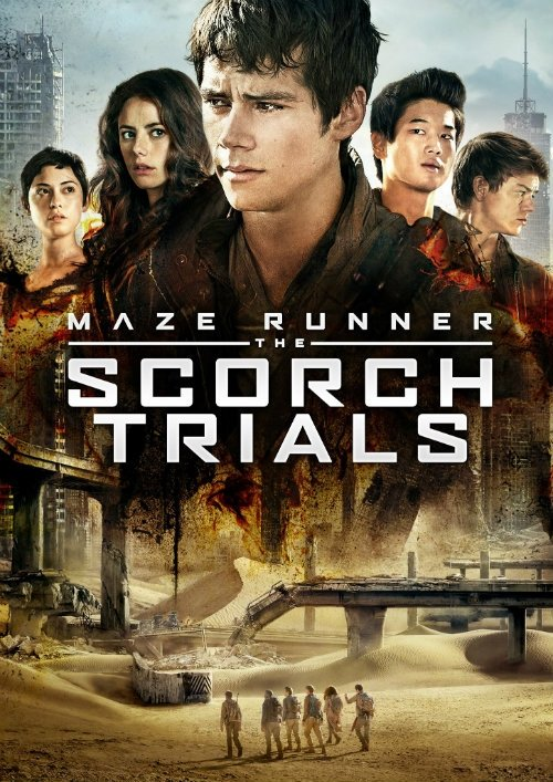 Maze Runner: The Scorch Trials 2015 Hindi ORG Dual Audio 720p BluRay ESubs 700MB | 450MB Download