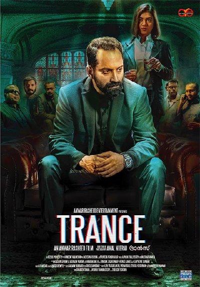 Trance (2020) Malayalam 720p HDRip x264 1.4GB ESub DL