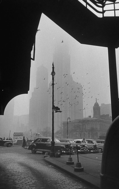 Fog-in-new-York-1950-9