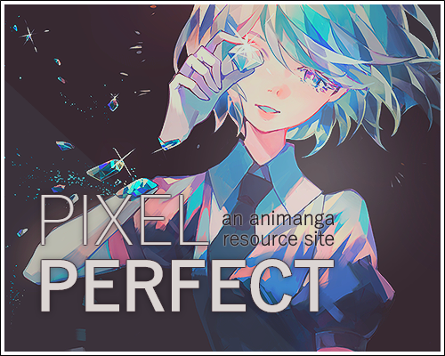 Pixel Perfect: An Animanga Resource Community Image