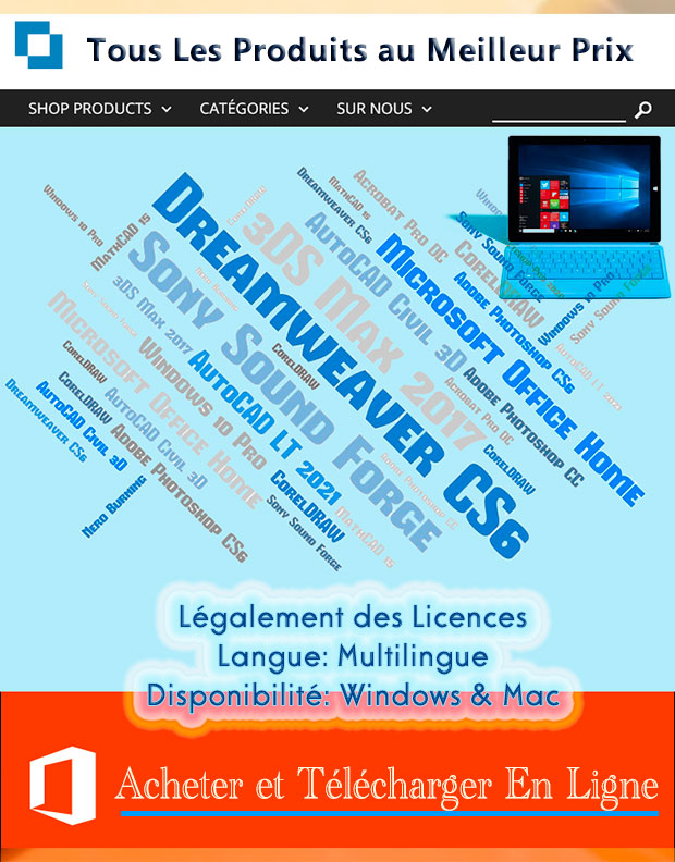 Microsoft Office Business 2019 en ligne