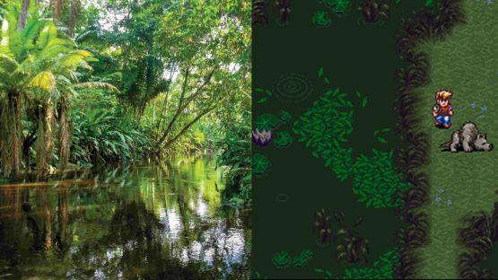 Secret of Evermore Equateur jungle rivère Amazon