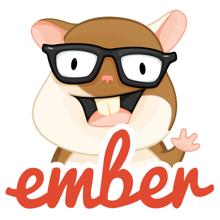 Logo del framework Ember.